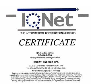 ISO 18001 :IQNET